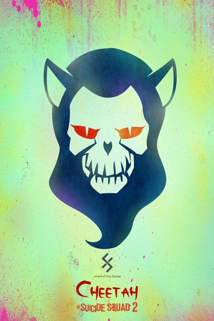 Suicide Squad 2 posters