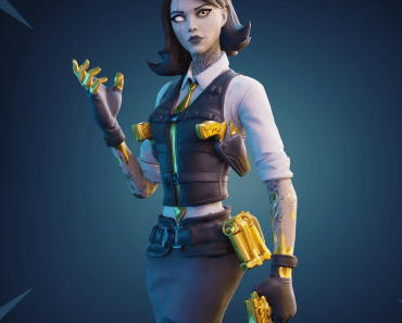 Fortnite Female Midas skin