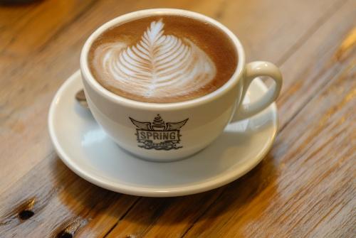 Secangkir Espresso Kopi