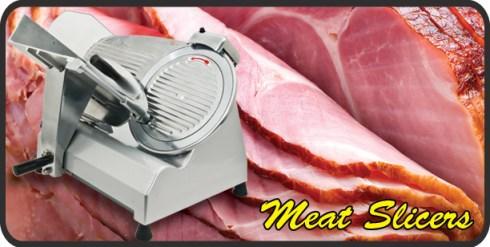 Meat Slicer, alat pemotong daging