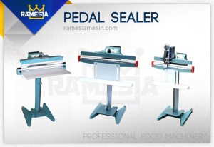 Mesin Pedal Sealer