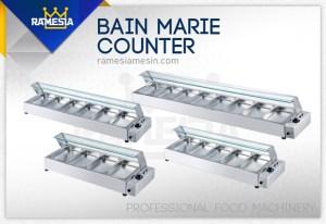 Mesin Bain Marie Counter