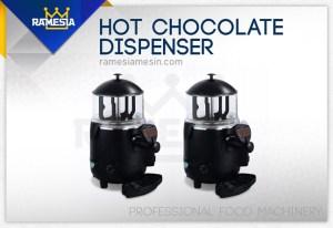 Mesin Pemanas Coklat - Hot Chocolate Dispenser