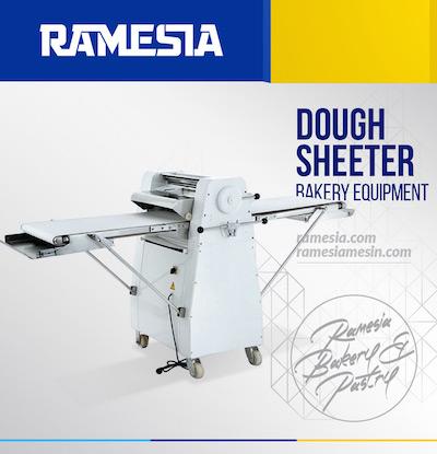Dough Sheeter Ramesia