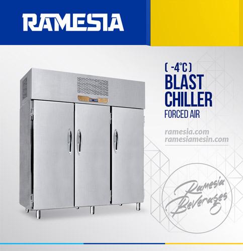 Ramesia-Blast-Chiller-Forced-Air-RA-1800BC