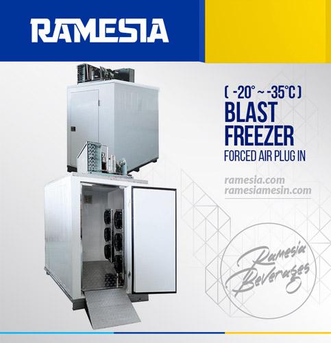 Ramesia-Blast-Freezer-Forced-Air-Plug-In-BF-2T