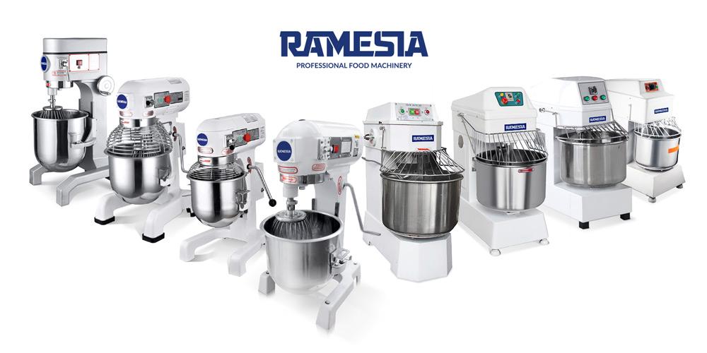 Mixer Roti Ramesia
