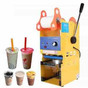 Alat Pres Gelas Plastik Cup Sealing Sealer Machine