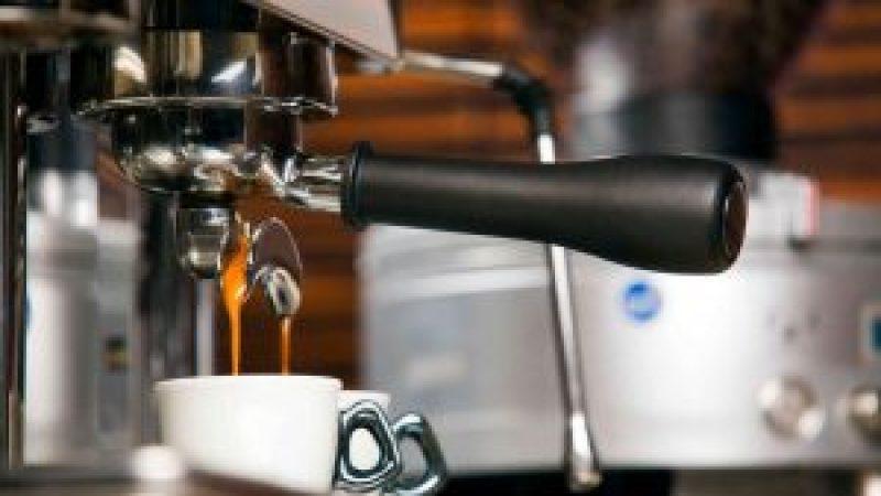 Mesin Kopi Vending Espresso