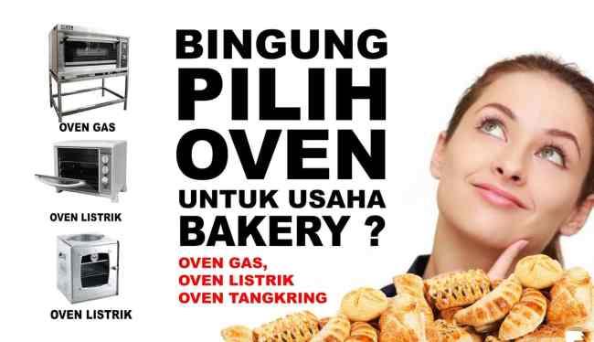 Mesin Oven Gas, Oven Roti