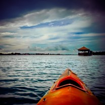 Our harrowing sea kayak fiasco.