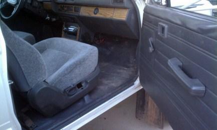 New cab with new door panels!