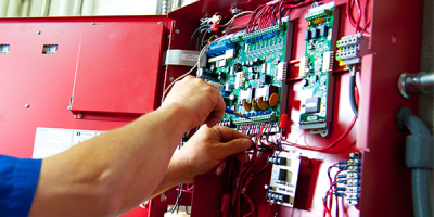 FIRE ALARM AND LOW VOLTAGE INSTALLATION
