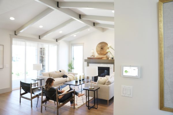 INTEGRATE YOUR SECURITY ALARM WITH HOME AUTOMATION