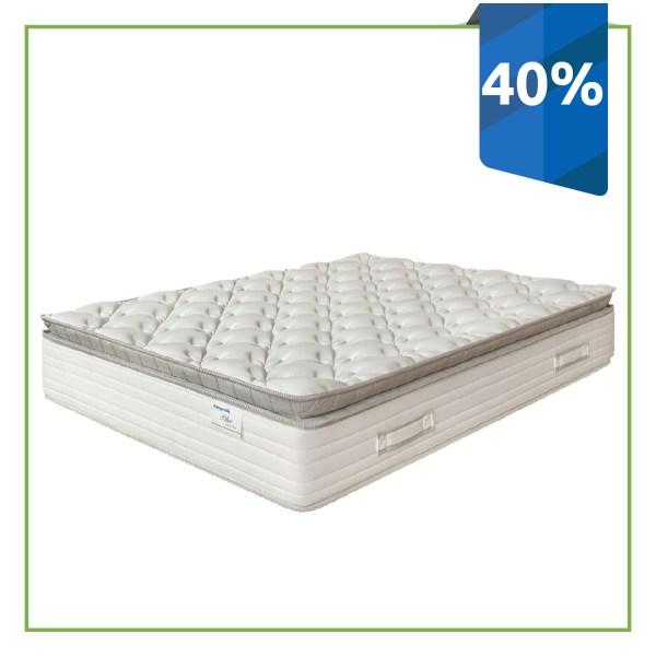 Descuento del 40% en el Colchón de Espuma Pillow Master Ramguiflex