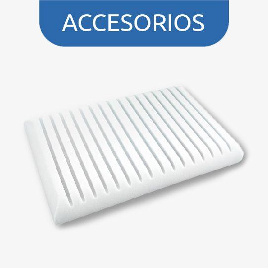 Promoción accesorios: Almohadas y Base Camas Ramguiflex Bogotá al Mejor Precio