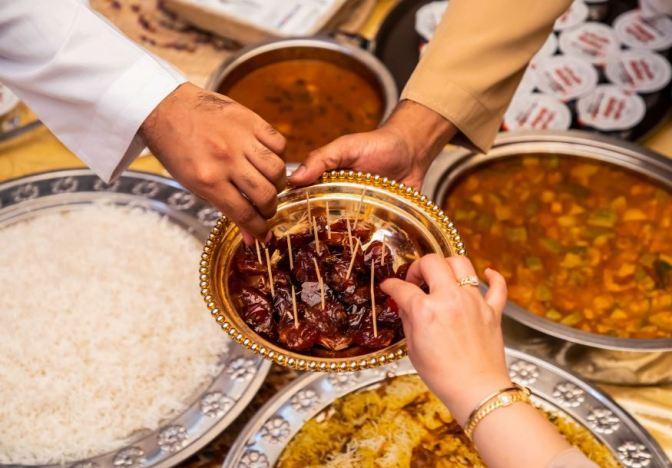 Inizia il mese sacro del Ramadan nell'emirato di Dubai  Image of Inizia il mese sacro del Ramadan nell'emirato di Dubai