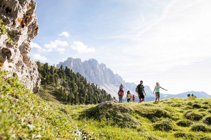 L'estate in montagna inizia quest'anno in Alto Adige