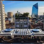 Organics SkyGarden: una giungla urbana per il nuovo aperitivo di Milano