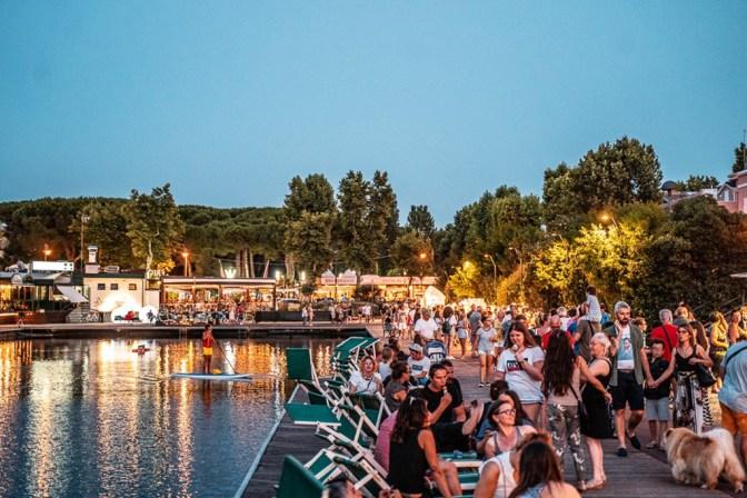 Cesenatico, in Romagna, è il set ideale delle vacanze in estate  Image of Cesenatico, in Romagna, è il set ideale delle vacanze in estate