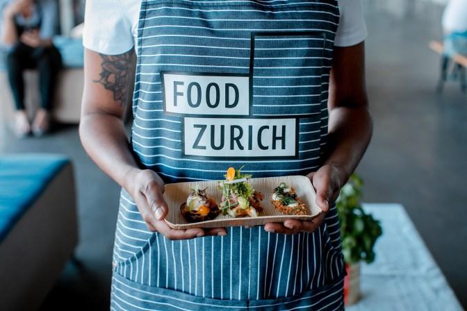 A Zurigo strade già invase dai profumi di erbe aromatiche in vista del Food Zurich di settembre  Image of A Zurigo strade già invase dai profumi di erbe aromatiche in vista del Food Zurich di settembre