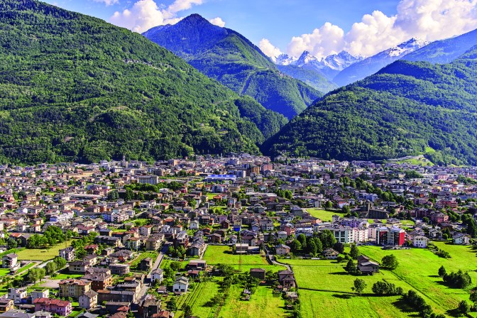 Formaggio, ecco il Cammino di Bitto e Valtellina Casera  Image of Formaggio, ecco il Cammino di Bitto e Valtellina Casera