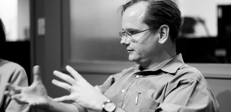 Las 3 cosas que aprendí de Lawrence Lessig