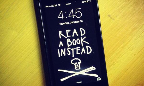 Para leer más (poco a poco volviendo al blog)
