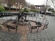 Rockefeller Park Art