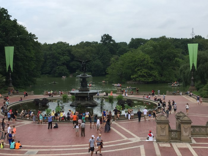 2016 Summer Streets: Central Park Bethesda Fountain