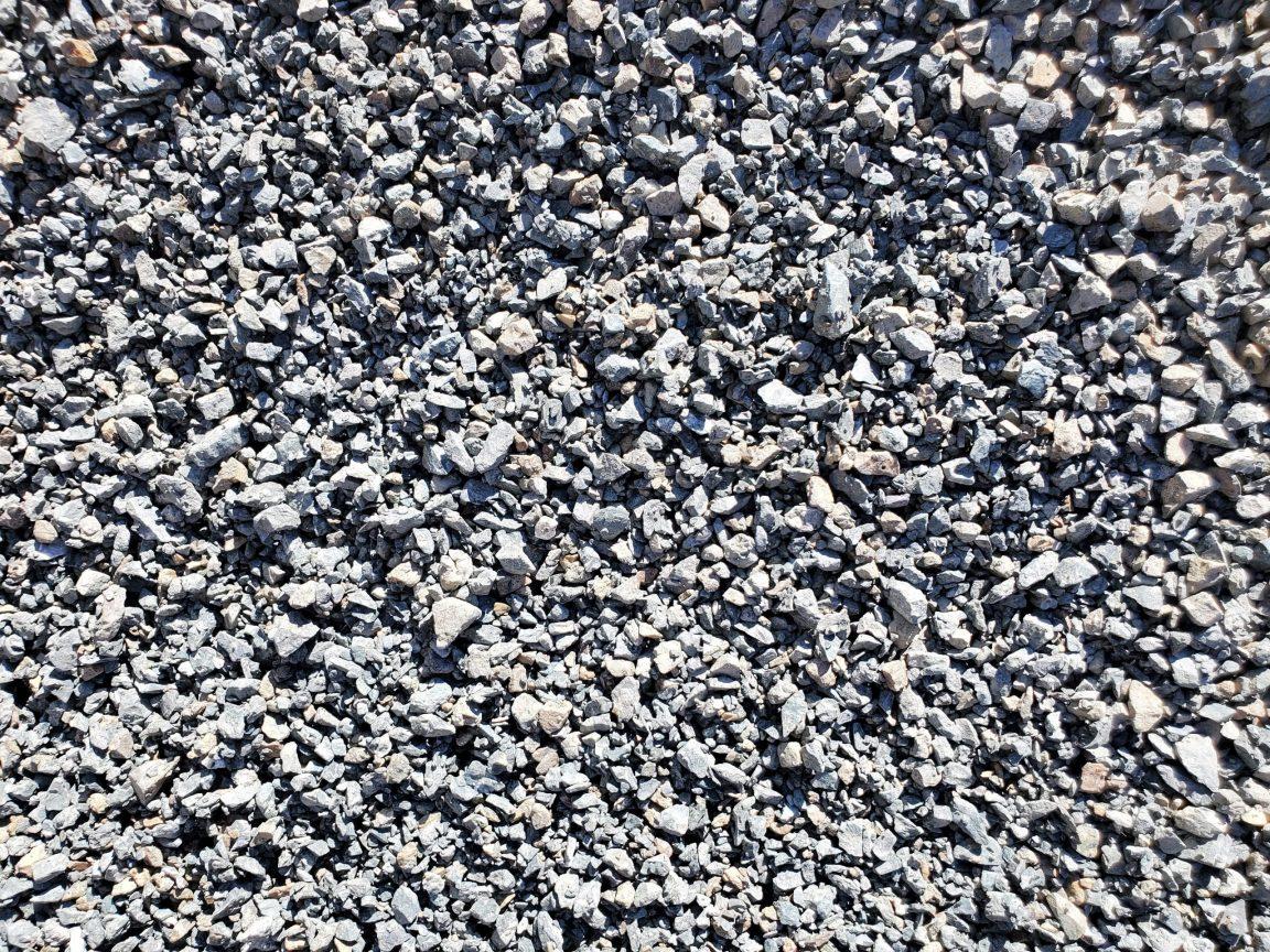 Decorative Rock - Teal Shale Chip