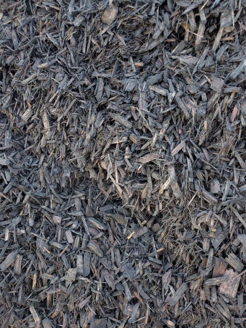 Soil and Ammendments - Black Mulch