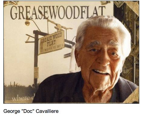 Greasewood Flat - Doc Cavalliere