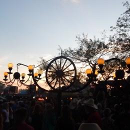 Greasewood Last Night 195 - wagon wheel