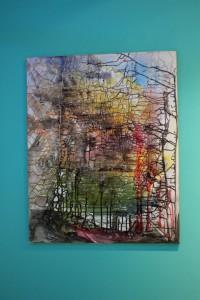 New Modern Abstracts by Ramona Romanu