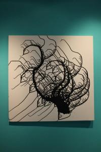 Black Ramification by Ramona Romanu