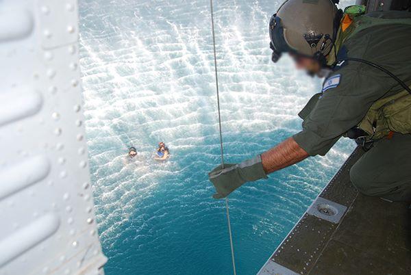 חילוץ מהים