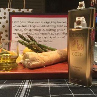 Ramona Gold Olive Oil