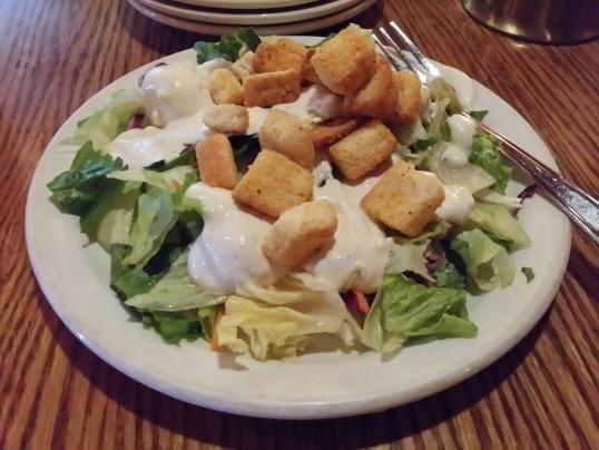 DCarlos Salad