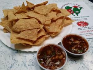 Los Amigos Chips & Salsa