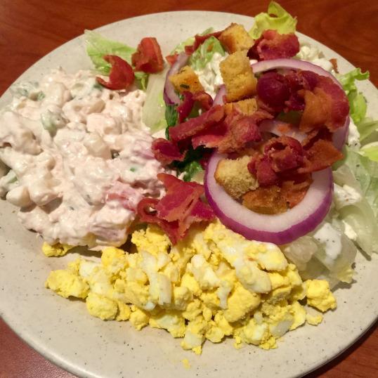 Ramona Valley Grill Salad Bar