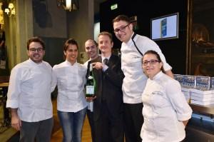 Guida Gambero Rosso 2015-Oliver Piras chef emergente