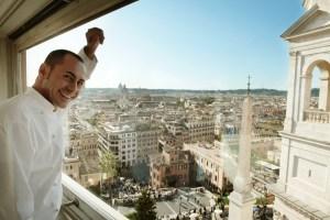 Francesco Apreda- Imago Hotel Hassler Roma
