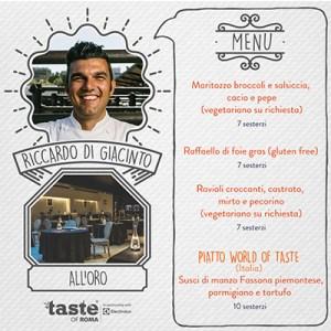 Taste 2015 Roma