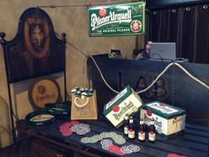 Pilsner Urquell Experience- roma- le fomiche- birra Pilsner Urquell