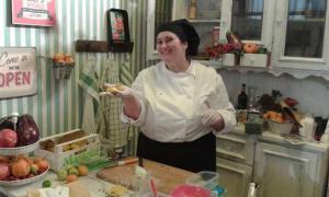 la personal chef Chiara Silvestri