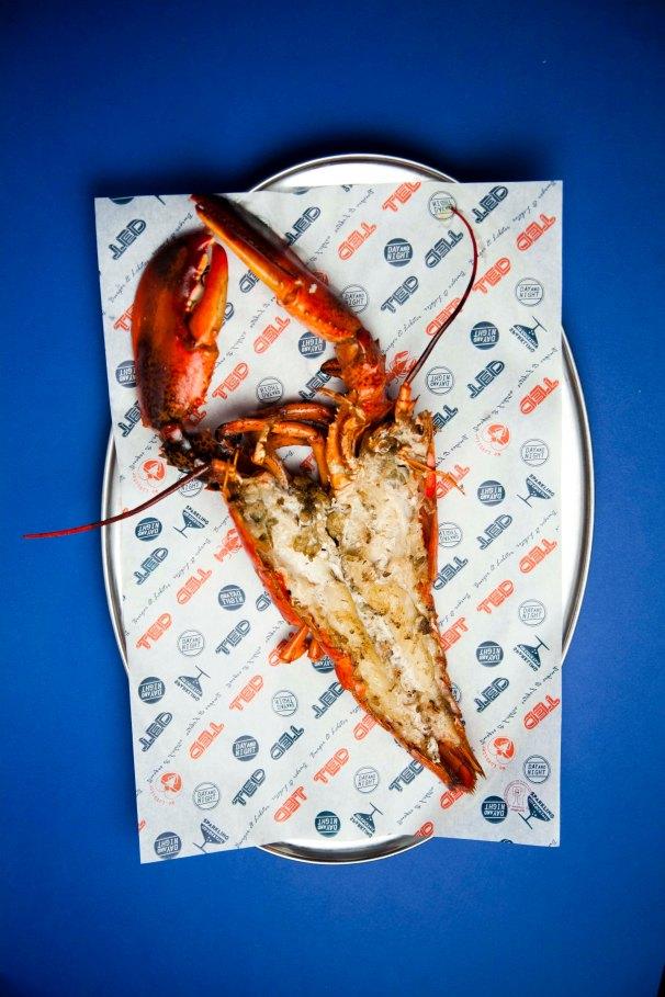 TED Lobster & Burger- Roma- menu lunch- lobster- piatti internazionali-pausa pranzo a roma