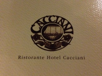 ristorante Cacciani- Castelli romani- Roma -cucina della tradizione-terrazza panoramica