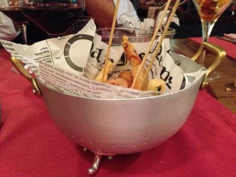 Osteria Circo- Roma- via dei Cerchi 79-cucina romana-