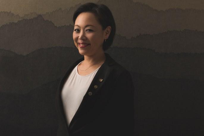 Hiromi Nakayama-sommelier Dao